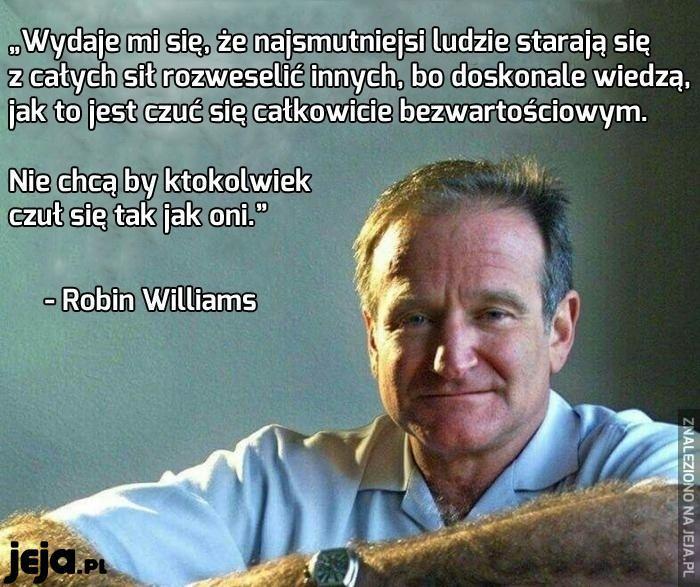 Mądrości Robina Williamsa Jejapl