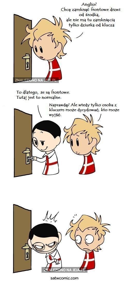 Drzwi utrudniające ucieczkę