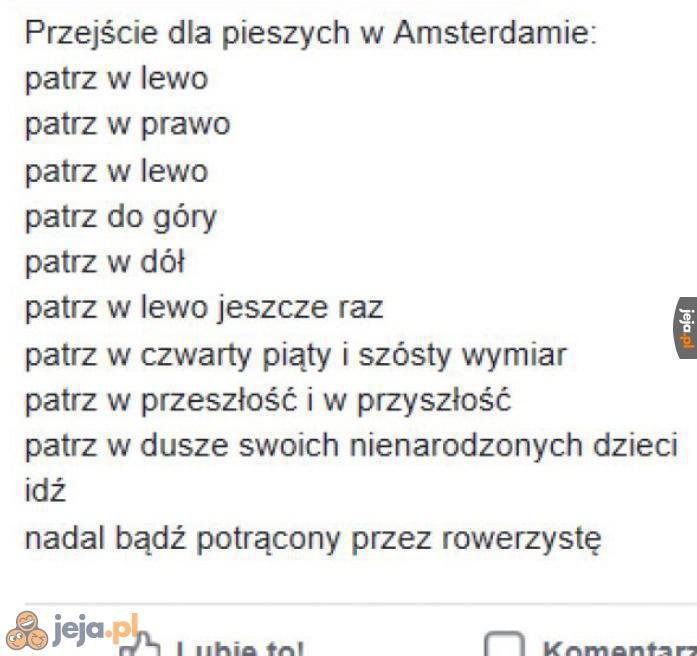 W Warszawie jest podobnie