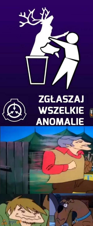 Kreskówkowe anomalie