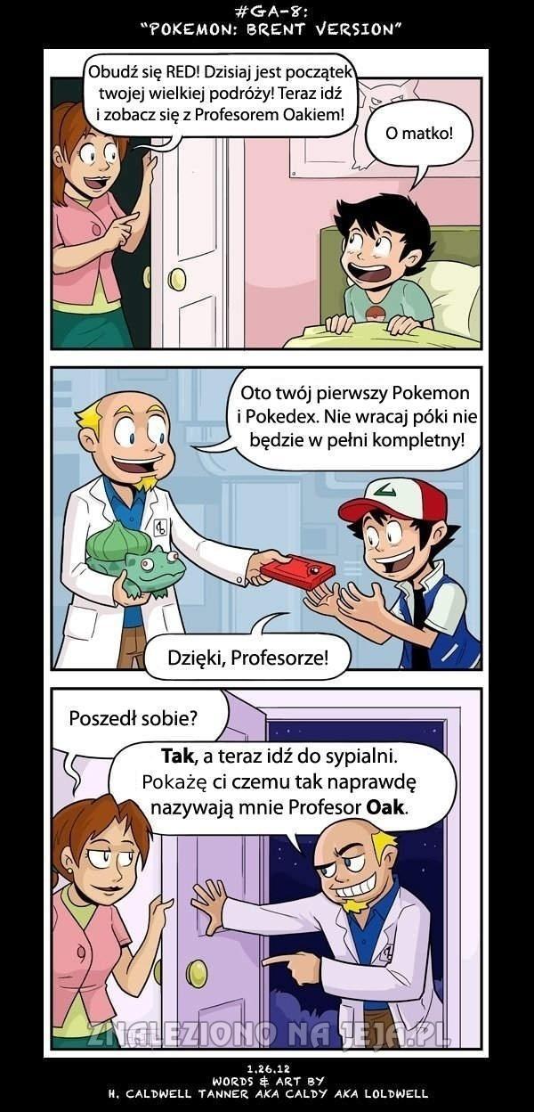 Pokemon: Tak się zaczęło