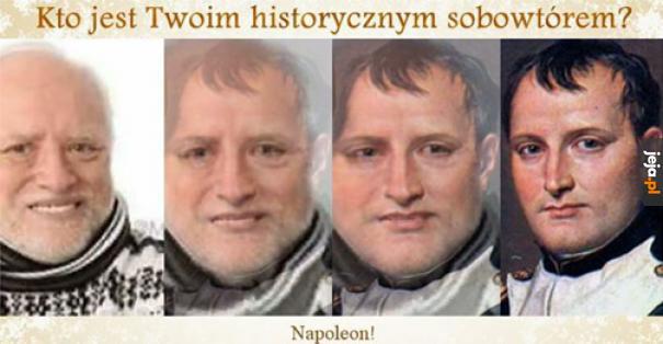 Uderzające podobieństwo