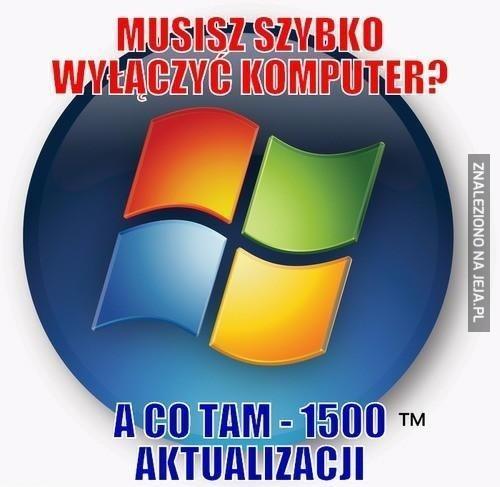 Cała prawda o Windowsach