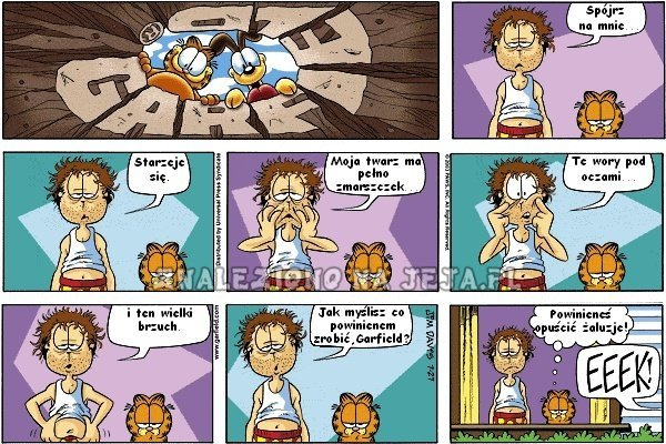 Garfield: Dobry doradca