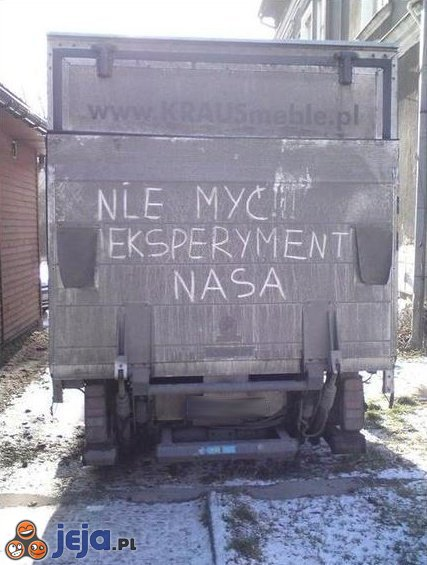Eksperyment NASA