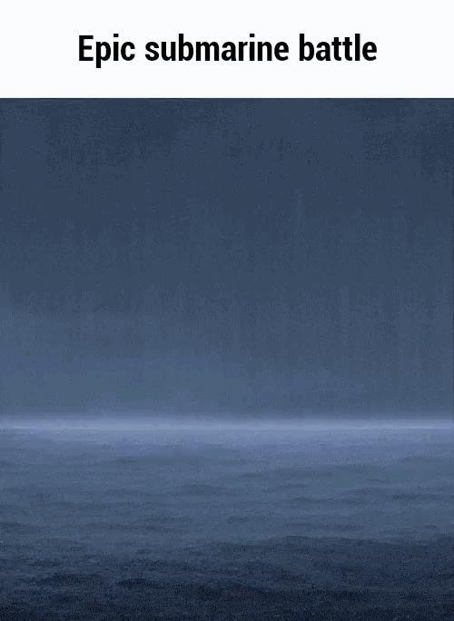 Epicka bitwa łodzi podwodnych