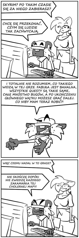 Magia Skyrima