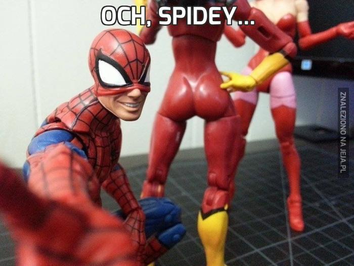 Och, Spidey...