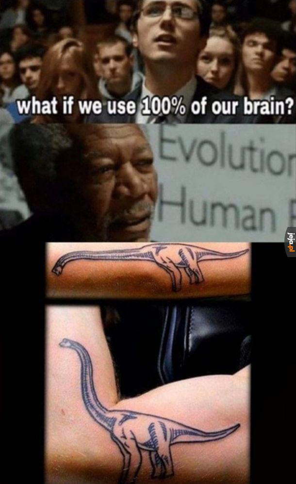 Tatuaż idealny