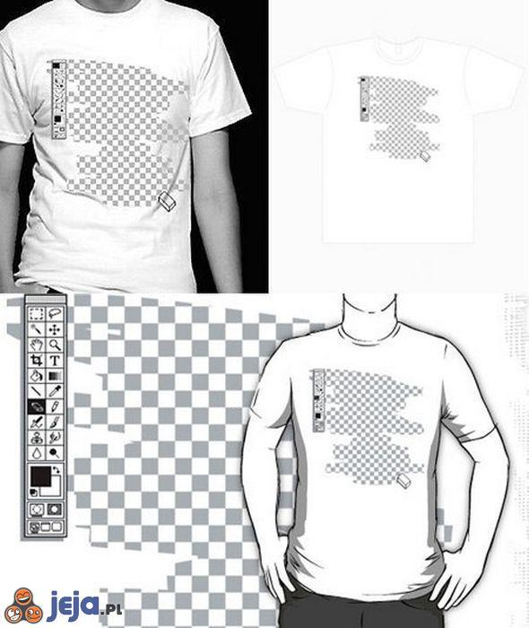 Pomysłowa koszulka