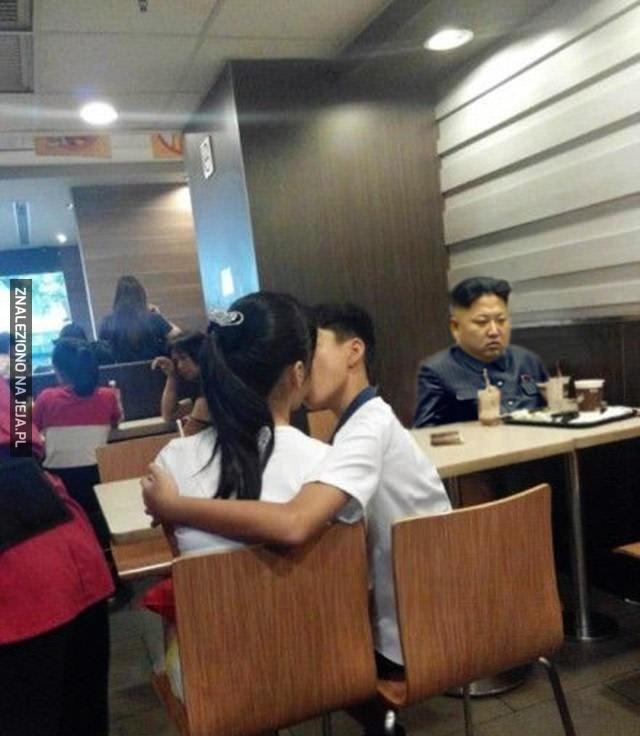 Biedny Kim, taki samotny