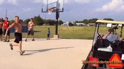 Nieudany skok