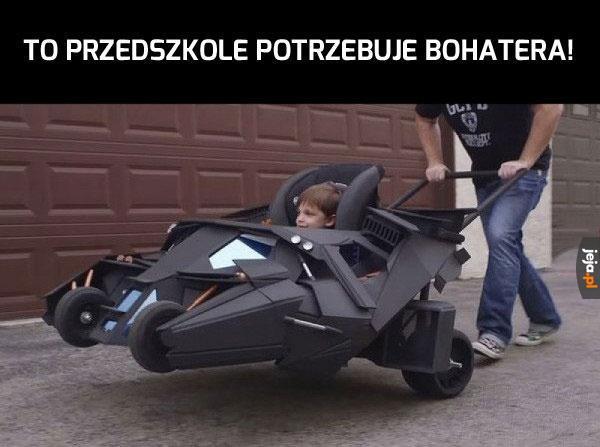 Oryginalny wózek