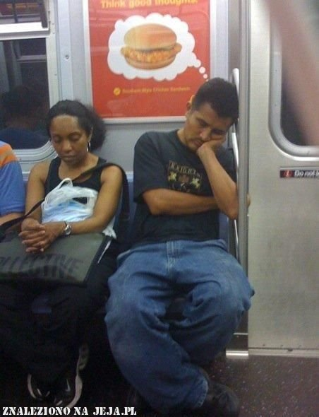 Marzenia w metrze
