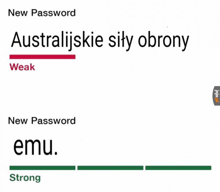 Australijskie śmieszki