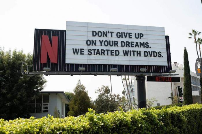 Motywacja od Netflixa