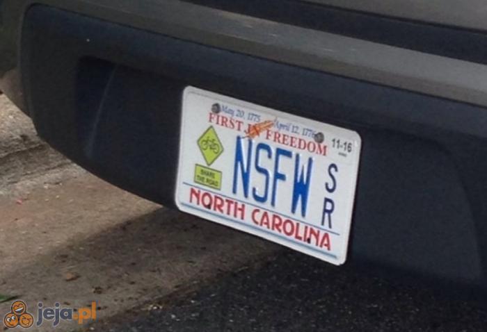 Nie przejdzie, bo NSFW