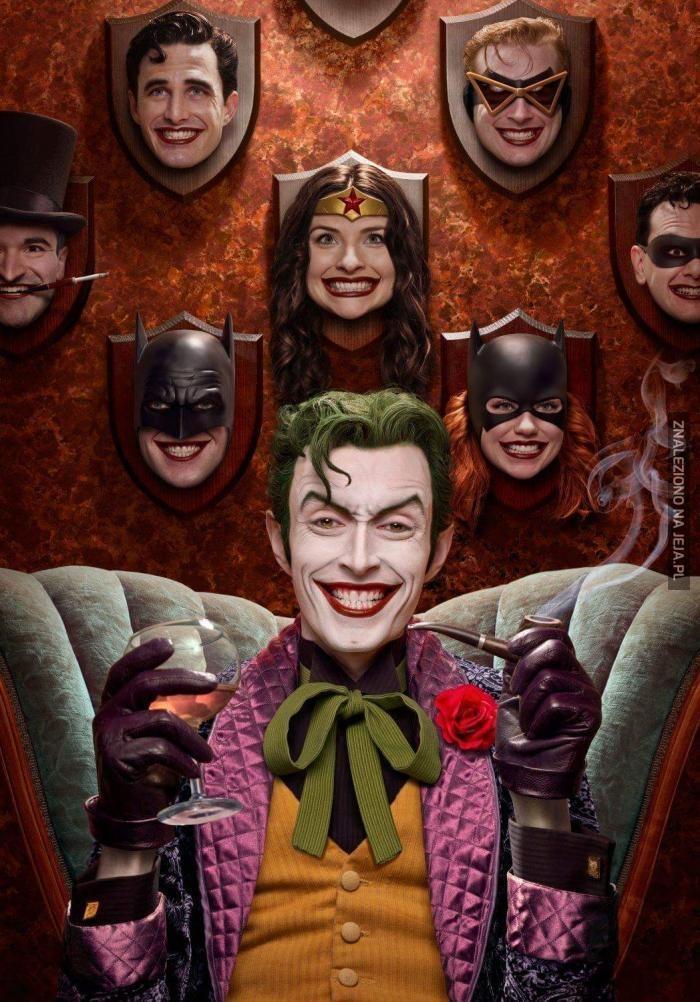 Joker i jego trofea