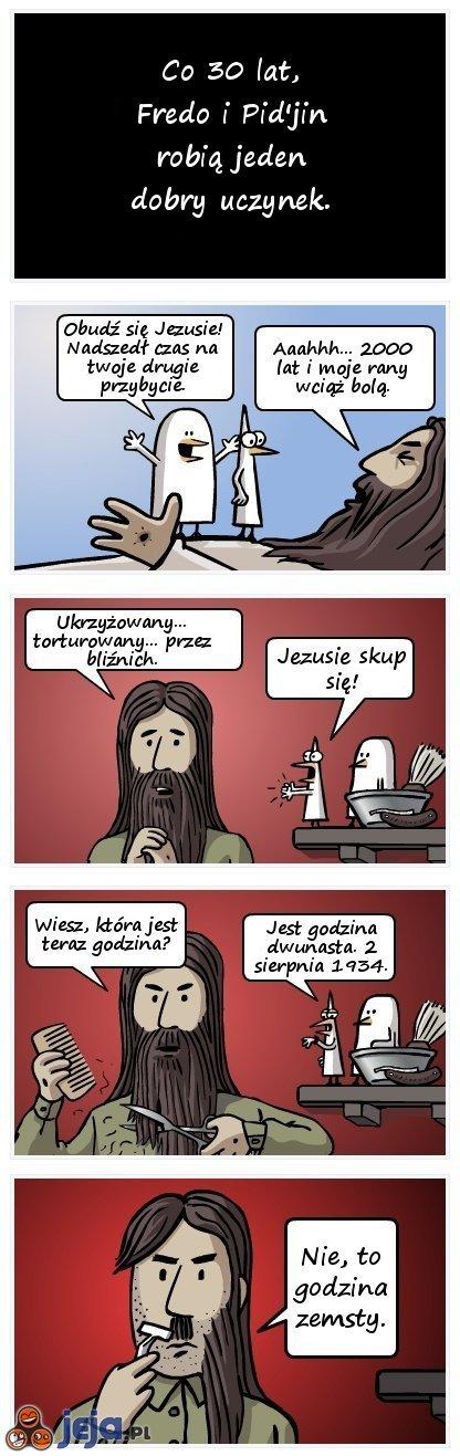 Zemsta Jezusa