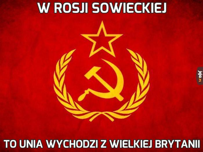 W Rosji sowieckiej