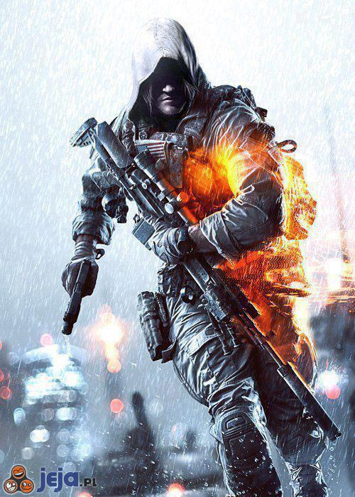 Battlefield plus Assassin's Creed