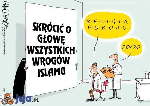 """""""Religia pokoju"""""""