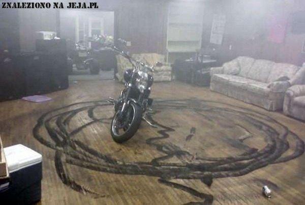 Kocham swój motor
