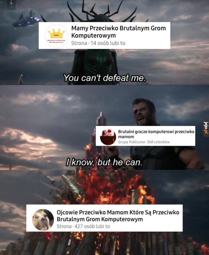 O bogowie, walka!
