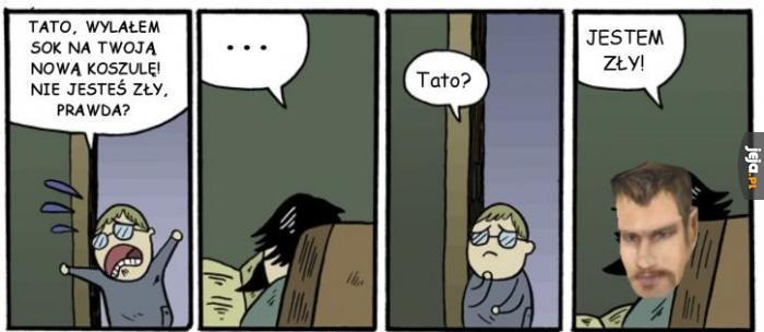 Gdy za długo grasz w Gothica...