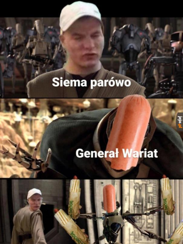 Star Wars Epizod 5: Parówkocepcja