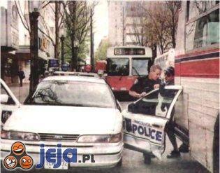 Policja w opałach
