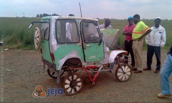 Afykański Jeep