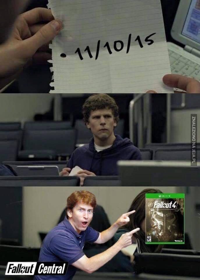 Fallout nadchodzi!