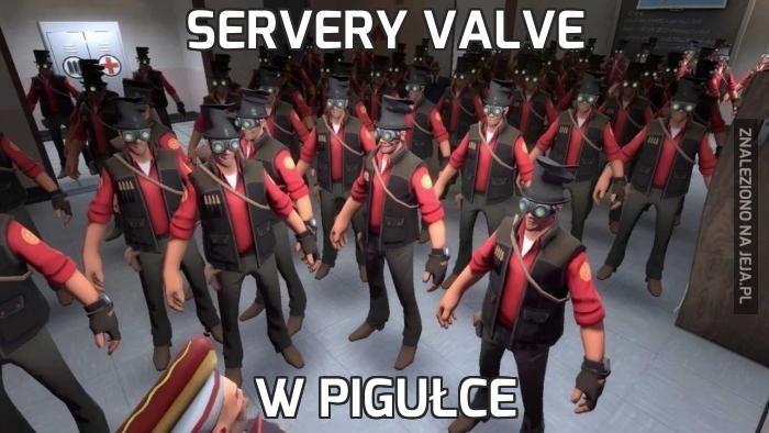 Servery Valve