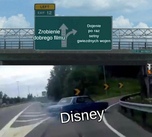 Wybór jest oczywisty