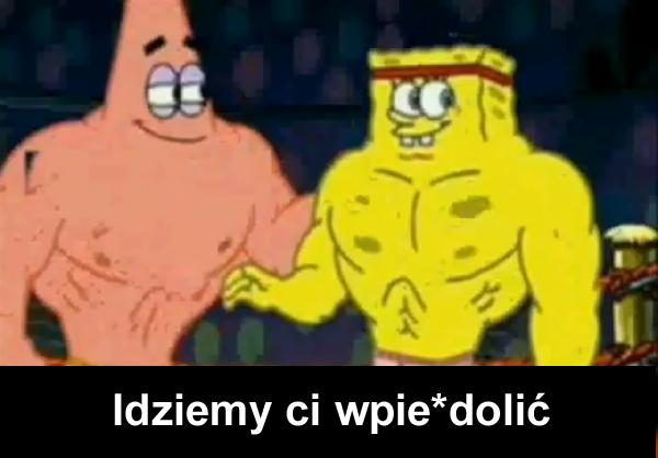 Uważaj na SpongeBoba