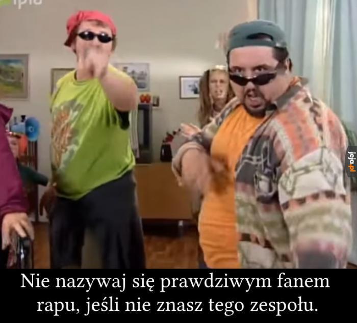 Prawdziwy polski rap
