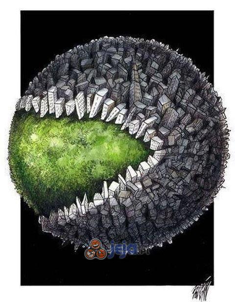 Cywilizacja kontra natura