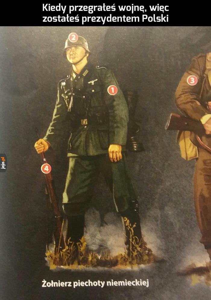 Zdjęcie z podręcznika do historii