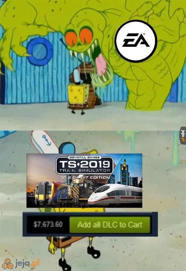 Co ty wiesz o DLC?