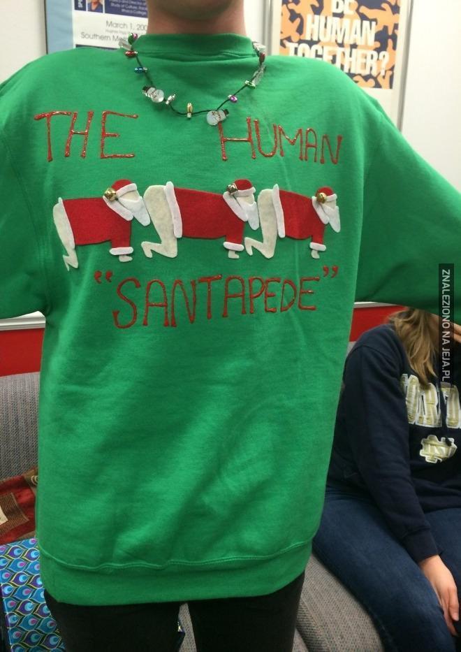 Świąteczna bluza
