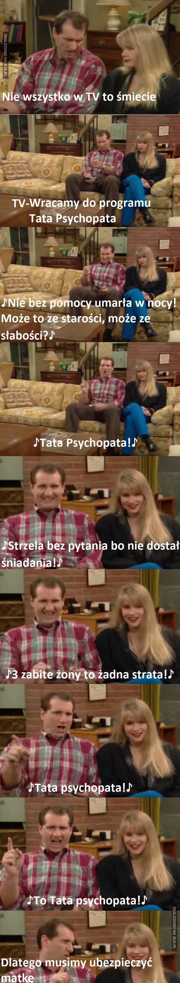 Tata psychopata