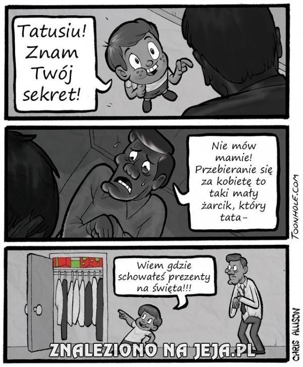 Sekret tatusia