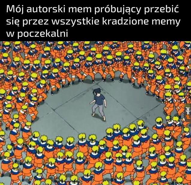 Ten mem jest kradziony