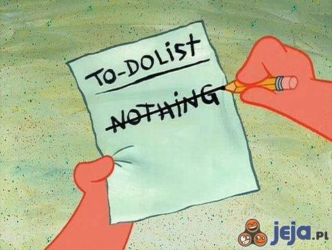 Lista spraw