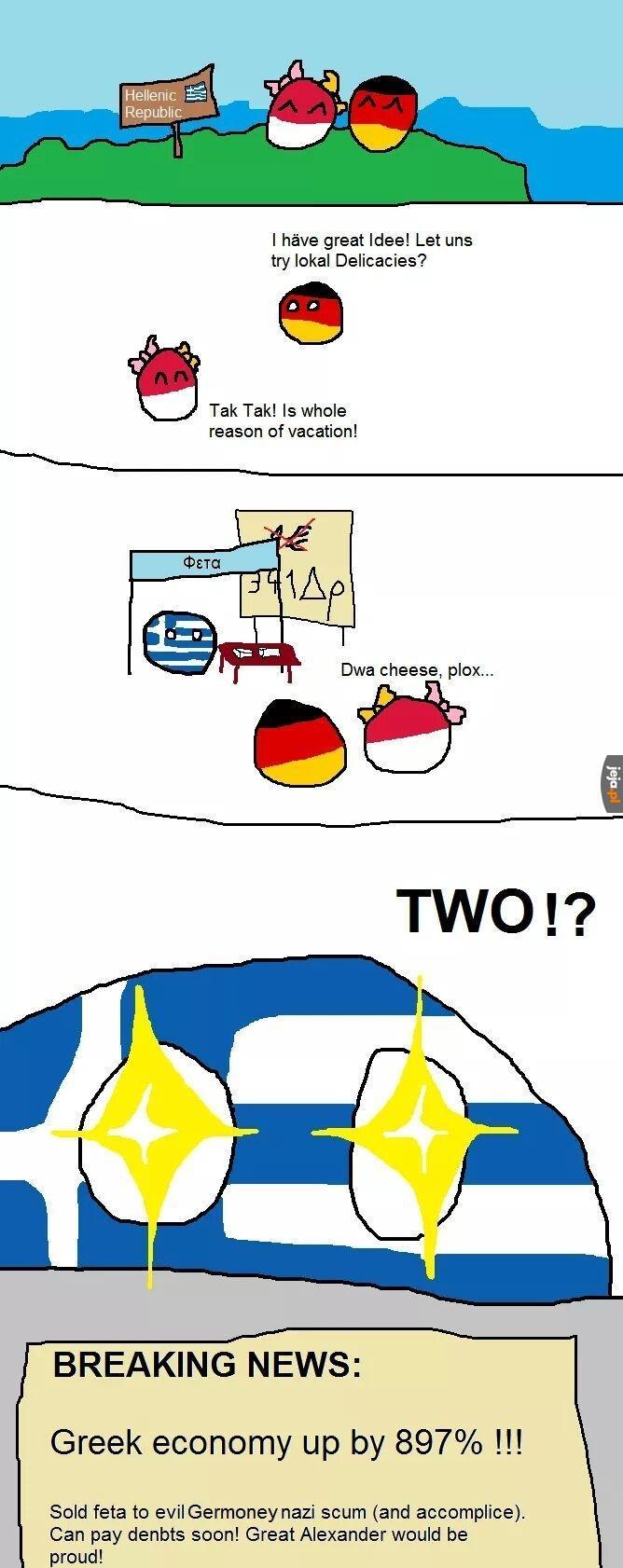Nasze greckie wakacje