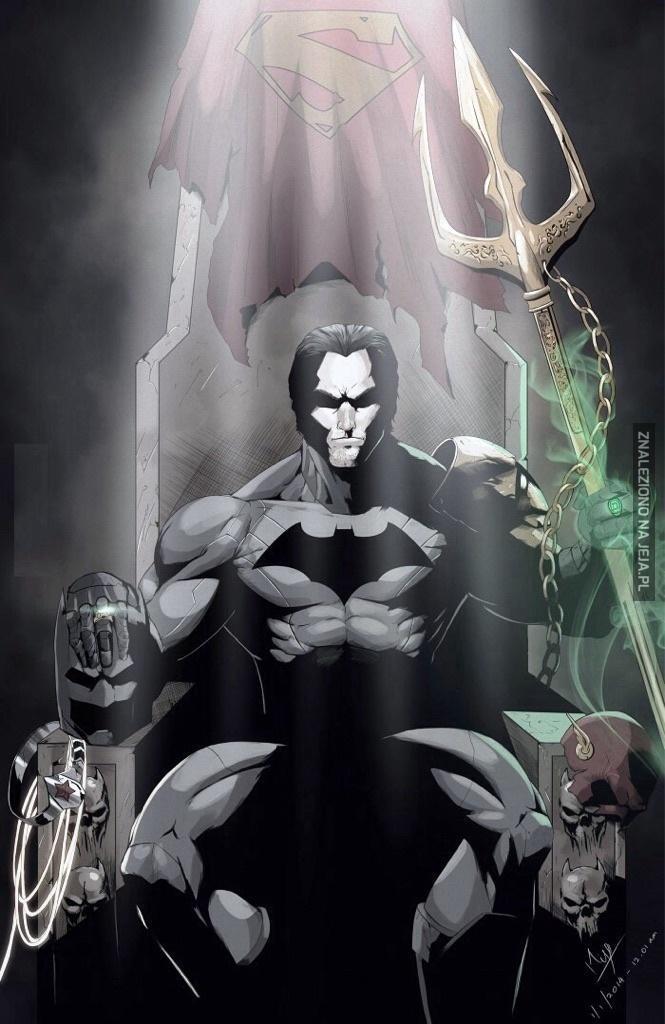 Batman - kozak jakich mało
