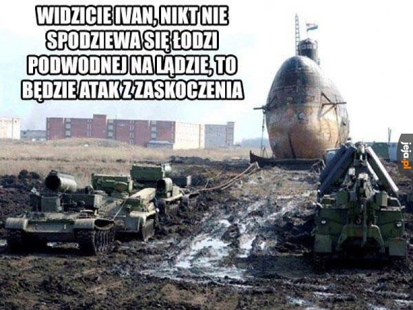 Ruska taktyka