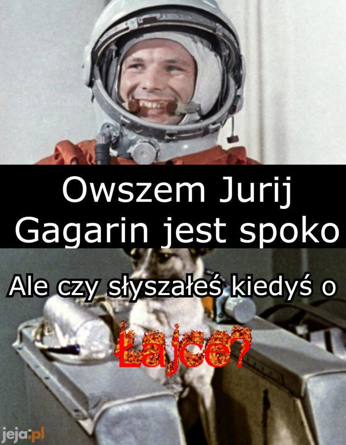 Prawdziwa legenda eksploracji kosmosu