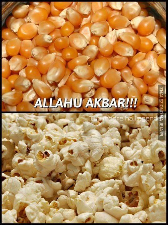 Już nigdy nie zjem popcornu